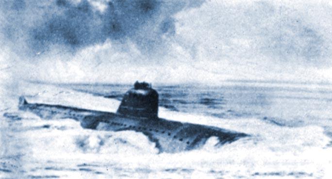 атомные подводные лодки советского союза